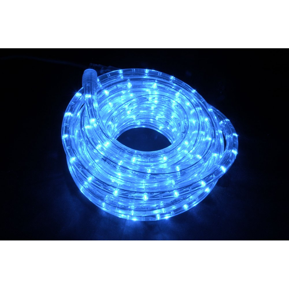 Ip44 outdoor static led rope light ip44 outdoor static led rope light red white and blue versions 10m aloadofball Gallery