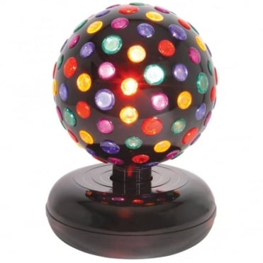Large Rotating Disco Ball Home Party Effect