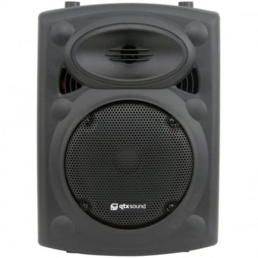"QR Series Passive Moulded PA Speaker Box 8"" 100w RMS"