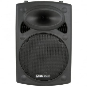 """QR15A Active ABS Speaker 15"""" 250W RMS"""