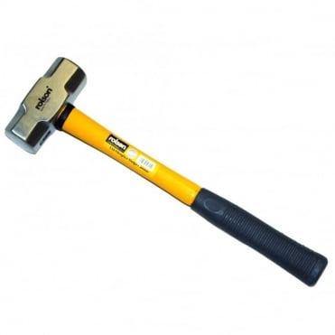 3lb Lump Hammer / Mini Sledge Hammer Mallet Fiberglass Handle