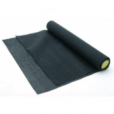 Black Non-Slip Cushion Mat Anti Slip Good Grip Home Car Workplace