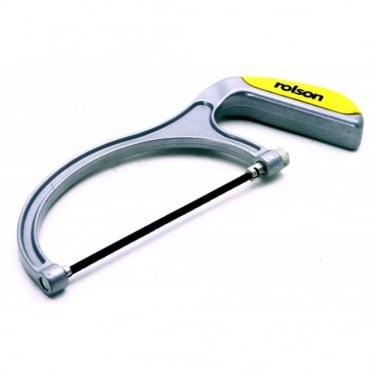 Junior Hacksaw Easy Release Mechanism with Aluminium Alloy Frame