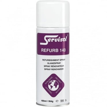 Refurb 140 Silicone Restoration Resin Spray 400ml Aerosol Spray Canister