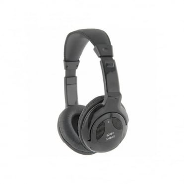 SHB40 Stereo Hi-Fi Headphones OFC With Gold Contacts