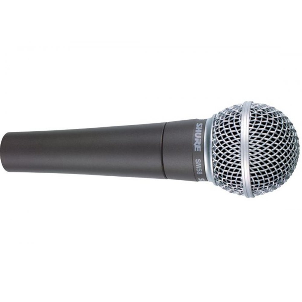 sm58 lc dynamic vocal microphone inc microphone stand clip and pouch. Black Bedroom Furniture Sets. Home Design Ideas