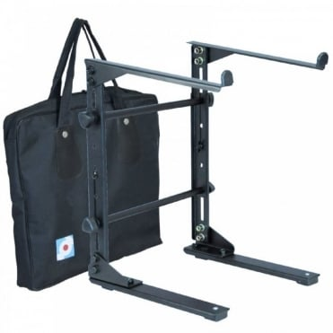 Portable Adjustable Desk Top Laptop Stand with Carry Case