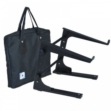 Portable Desk Top Laptop Stand with Carry Case