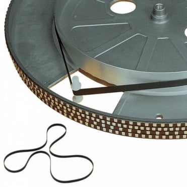Replacement Turntable Record Player Drive Belts 121mm to 210mm