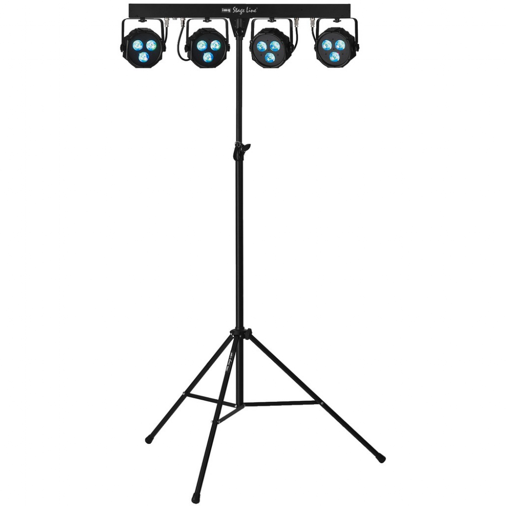 compact lightweight mobile stage 3w led lighting system
