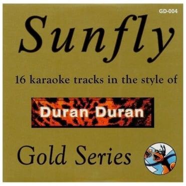 Karaoke Gold CDG CD - Duran Duran CD+G Disc