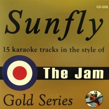Karaoke Gold CDG CD - The Jam Paul Weller CD+G Disc