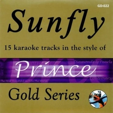 Karaoke Gold - Prince & the Revolution CD+G Disc SFGD022