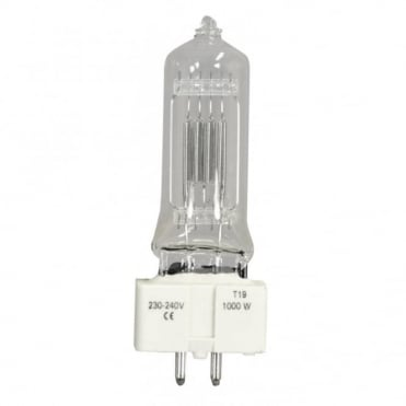 1000W GX9.5 T19 High Quality Theatre Lamp