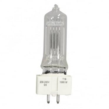 1000W GX9.5 T19 High Quality Theatre Lamp