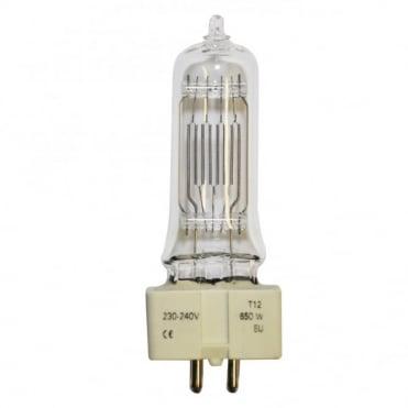 650W GX9.5 T12 High Quality Theatre Lamp