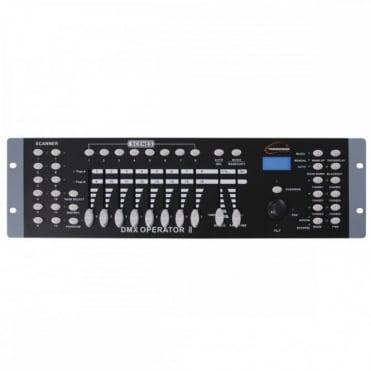 192 Channel Universal DMX 512 Lighting Controller inc Joystick