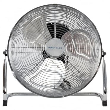"20"" (50 cm) Ultra High Velocity Chrome Fan Air Circulation Cooling"
