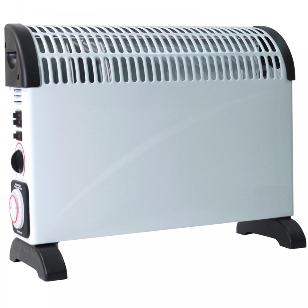 2kw Convector Heater With Timer