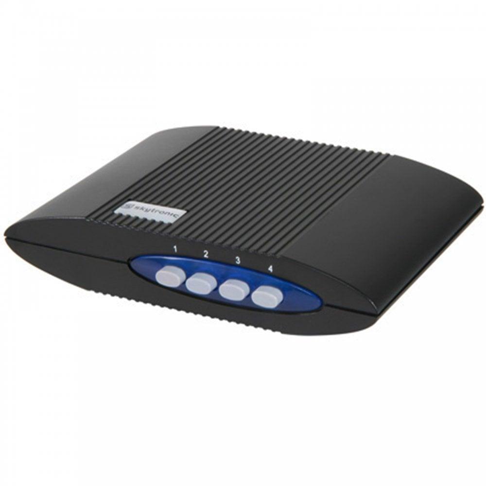 4 Ports HDMI Switcher HUB Box HD RAY DVD PS 4-Way Input 1 Output