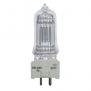 650W GY9.5 T27 High Quality Theatre Lamp