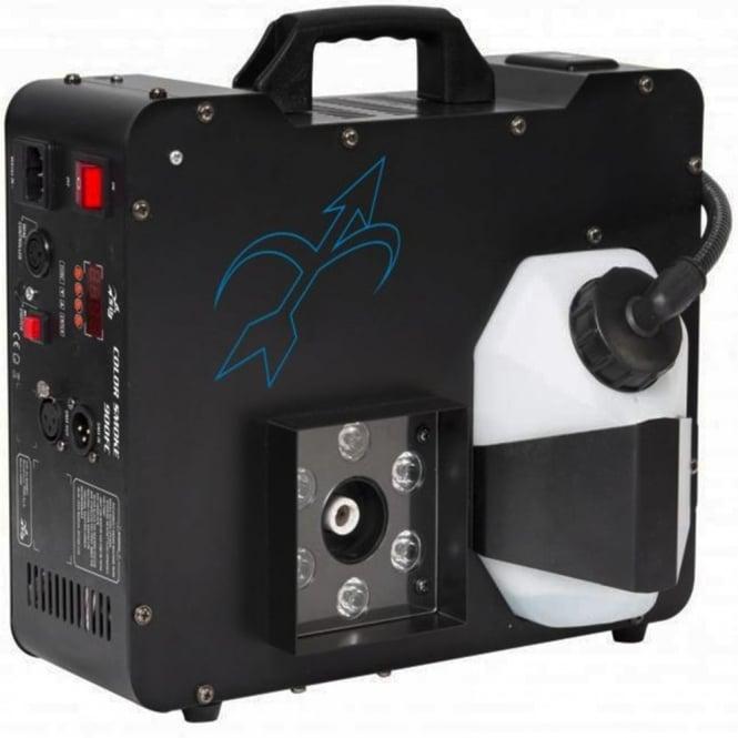 UKDJ 900w RGB Vertical Geyser Style Fog Smoke Machine - LED Light DMX Fogger