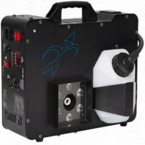 900w RGB Vertical Geyser Style Fog Smoke Machine - LED Light DMX Fogger