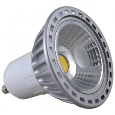A* Quality Crompton Warm White High Output 4w LED GU10 25,000hr Life