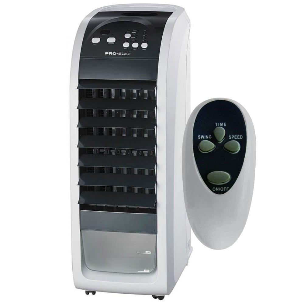 air cooler room refresher evaporative water fan 65w cooling. Black Bedroom Furniture Sets. Home Design Ideas