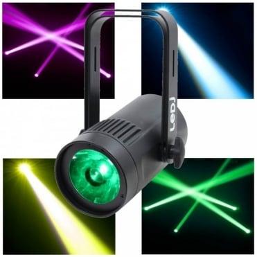 Event Spot LED RGB DMX Multi Angle Narrow Beam Pinspot Effect Lighting