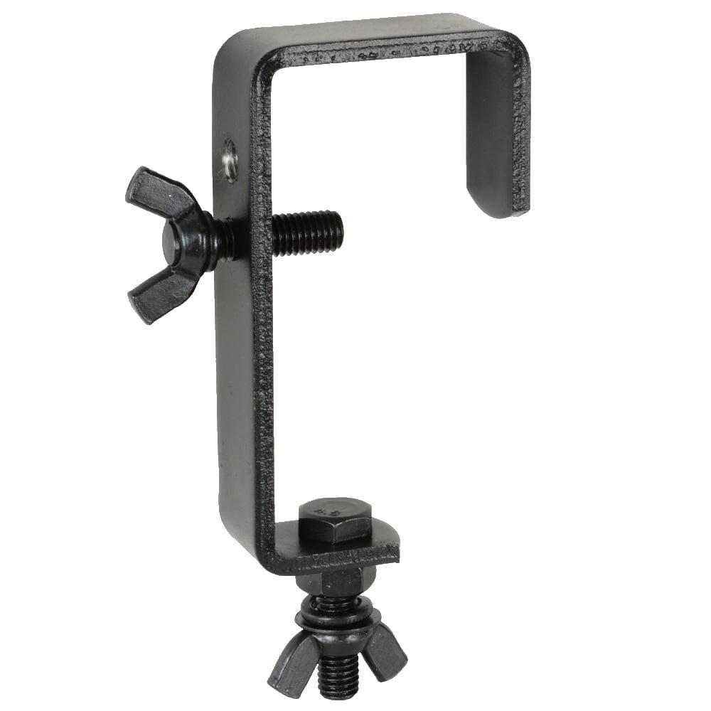heavy duty 50mm steel truss g clamp hook bracket lighting gantry. Black Bedroom Furniture Sets. Home Design Ideas