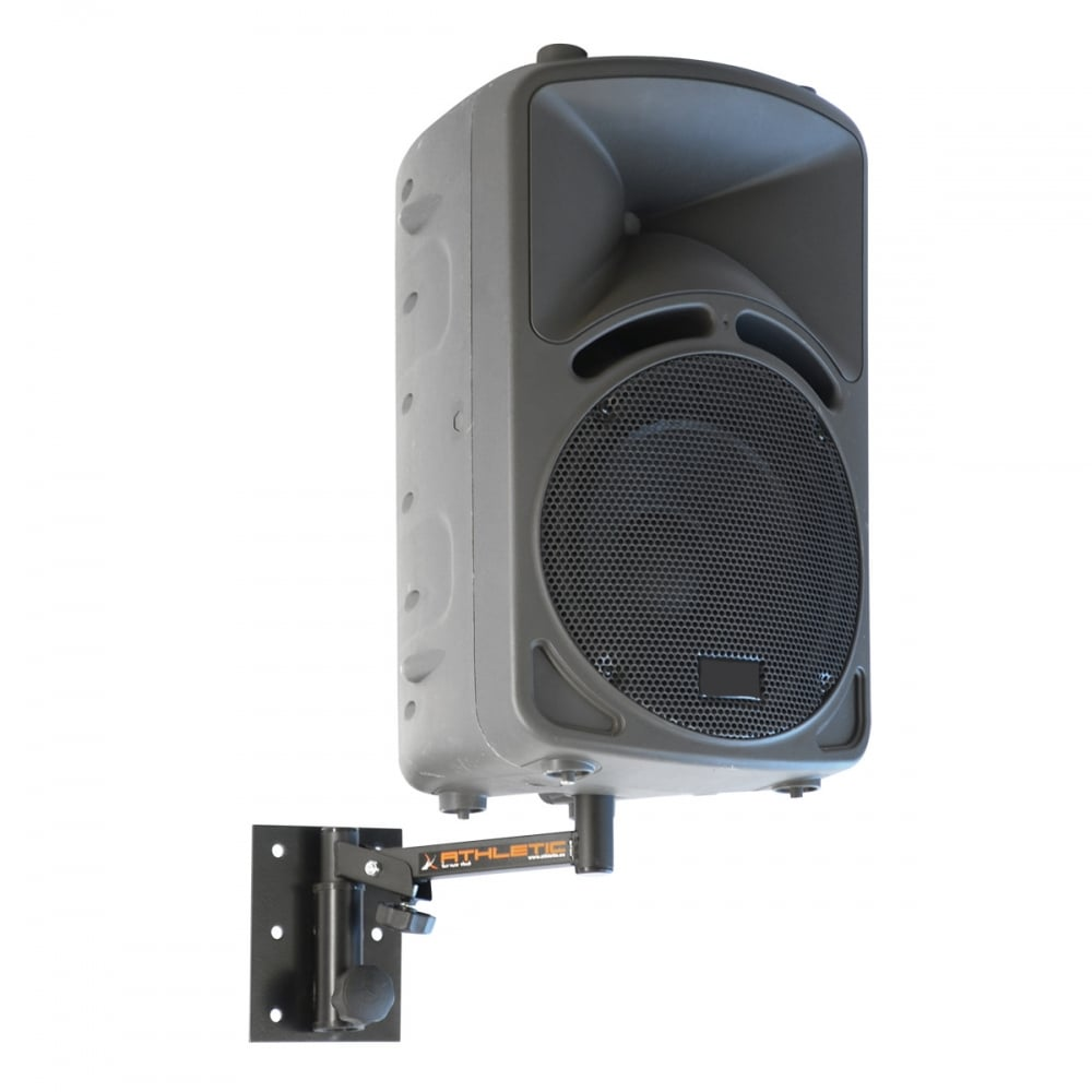 Heavy Duty Top Hat Speaker Wall Mount Brackets