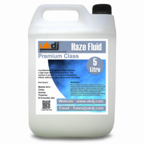 High Quality Haze Fluid 5L Bottle Non-Toxic Solution