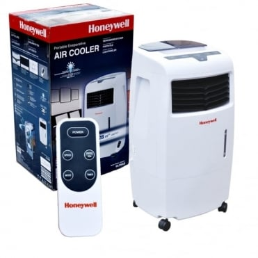 Honeywell 3 Speed Remote Control Evaporative Air Cooler Humidifier Ioniser