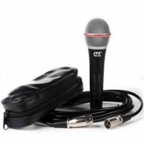 JTS Series Performance Dynamic Vocal Microphone Inc Case & Lead