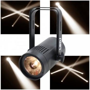 LED Pinspot Par36 Warm White Pin Beam 15W (165w Equiv) Mirror Ball DMX Spot Light