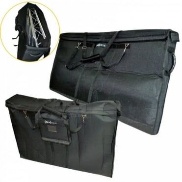 Opti CS150 Control Station DJ Booth Bag Set 2 Transport / Storage Bags