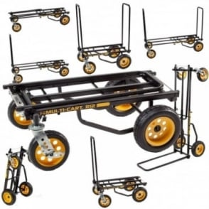 Rock-N-Roller Multi-Cart R12RT 8-in-1 Gear Equipment Transporter