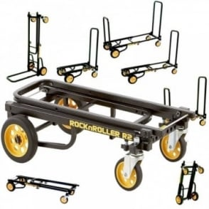 Rock-N-Roller Multi-Cart R2RT Micro 8-in-1 Gear Equipment Transporter