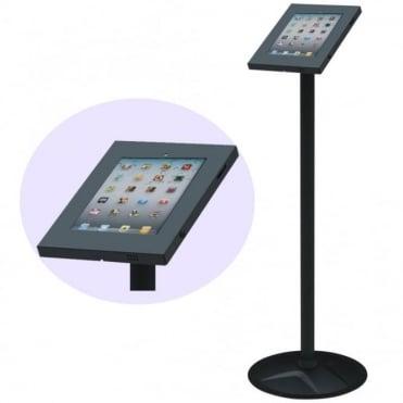 Secure iPad Tablet Floor Mount Stand Anti Theft Holder Showroom