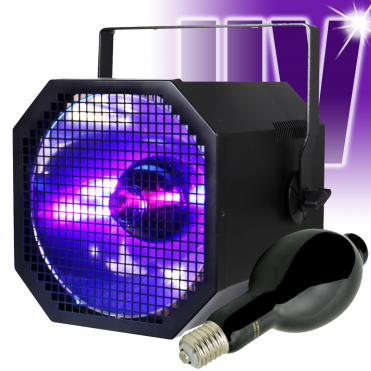 Super High Power UV Cannon 400w Ultraviolet Blacklight inc Lamp