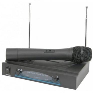 VH1 Handheld Microphone VHF Wireless System 173.8Mhz 50M Range