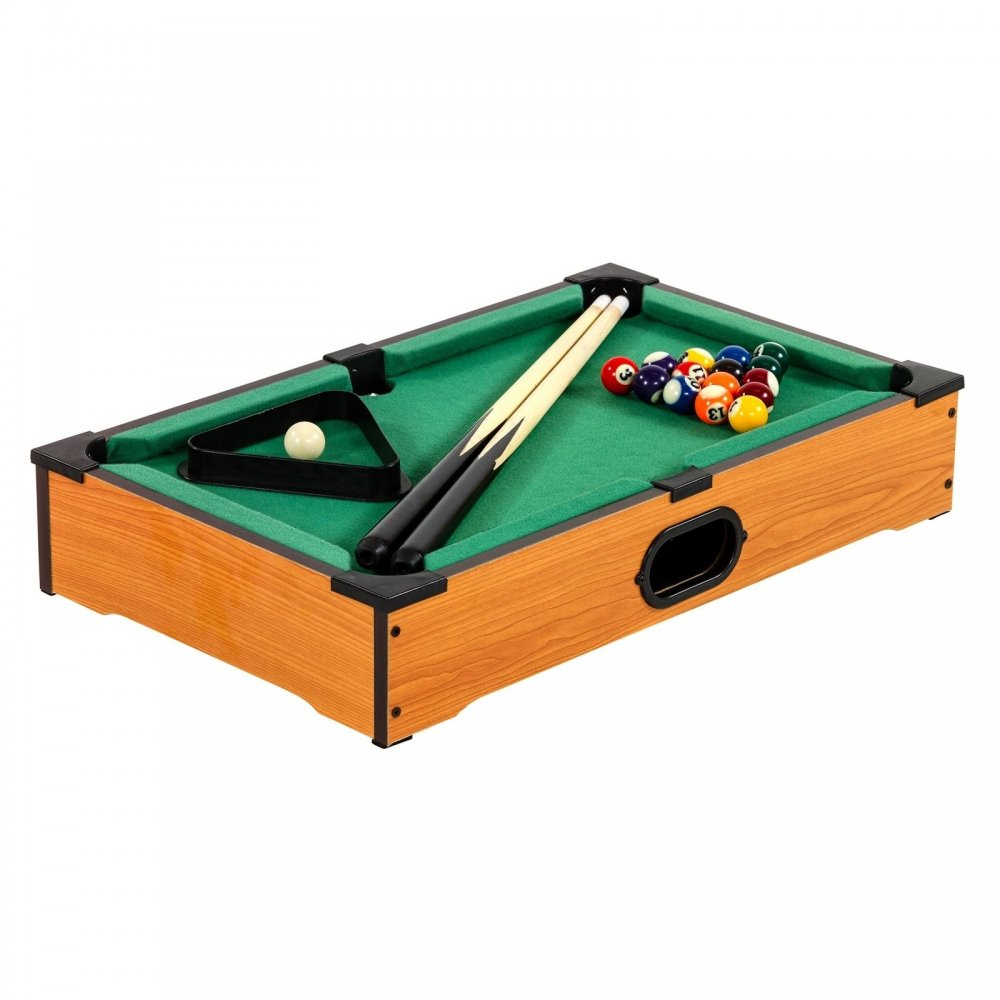 Mini Pool Table Activity Game For Kids Or Stress Relief For Adults