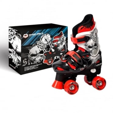 Salomon Skull Adjustable Quad Skates Three Sizes * Stock Clearance *