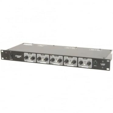 Z5M Zoning Mixer 2 inputs to 5 zones
